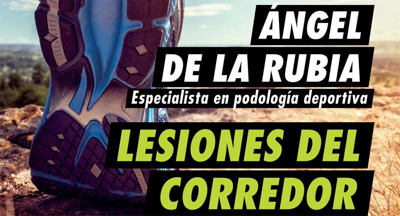 Portada2 libro: LESIONES DEL CORREDOR